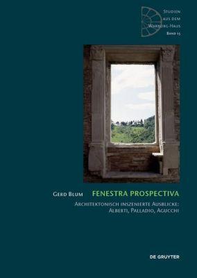 Fenestra perspectiva, Gerd Blum