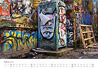 FENSTER, TÜREN UND STRUKTUREN schräge Winkel - dunkle Ecken. (Wandkalender 2019 DIN A2 quer) - Produktdetailbild 3