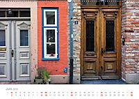 FENSTER, TÜREN UND STRUKTUREN schräge Winkel - dunkle Ecken. (Wandkalender 2019 DIN A2 quer) - Produktdetailbild 6