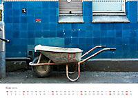 FENSTER, TÜREN UND STRUKTUREN schräge Winkel - dunkle Ecken. (Wandkalender 2019 DIN A2 quer) - Produktdetailbild 5