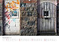FENSTER, TÜREN UND STRUKTUREN schräge Winkel - dunkle Ecken. (Wandkalender 2019 DIN A2 quer) - Produktdetailbild 11