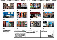 FENSTER, TÜREN UND STRUKTUREN schräge Winkel - dunkle Ecken. (Wandkalender 2019 DIN A2 quer) - Produktdetailbild 13