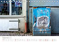 FENSTER, TÜREN UND STRUKTUREN schräge Winkel - dunkle Ecken. (Tischkalender 2019 DIN A5 quer) - Produktdetailbild 12