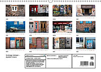 FENSTER, TÜREN UND STRUKTUREN schräge Winkel - dunkle Ecken. (Wandkalender 2019 DIN A3 quer) - Produktdetailbild 13