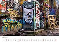 FENSTER, TÜREN UND STRUKTUREN schräge Winkel - dunkle Ecken. (Wandkalender 2019 DIN A4 quer) - Produktdetailbild 3