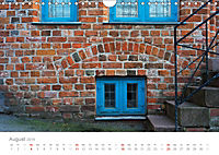 FENSTER, TÜREN UND STRUKTUREN schräge Winkel - dunkle Ecken. (Wandkalender 2019 DIN A4 quer) - Produktdetailbild 8