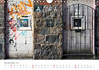 FENSTER, TÜREN UND STRUKTUREN schräge Winkel - dunkle Ecken. (Wandkalender 2019 DIN A4 quer) - Produktdetailbild 11