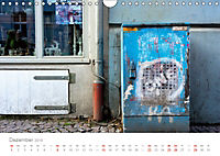 FENSTER, TÜREN UND STRUKTUREN schräge Winkel - dunkle Ecken. (Wandkalender 2019 DIN A4 quer) - Produktdetailbild 12