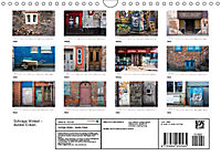 FENSTER, TÜREN UND STRUKTUREN schräge Winkel - dunkle Ecken. (Wandkalender 2019 DIN A4 quer) - Produktdetailbild 13
