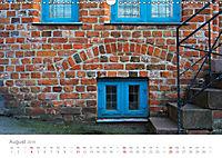 FENSTER, TÜREN UND STRUKTUREN schräge Winkel - dunkle Ecken. (Wandkalender 2019 DIN A3 quer) - Produktdetailbild 8