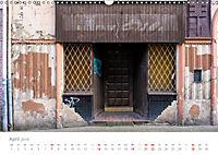 FENSTER, TÜREN UND STRUKTUREN schräge Winkel - dunkle Ecken. (Wandkalender 2019 DIN A3 quer) - Produktdetailbild 4