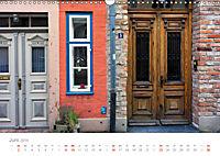 FENSTER, TÜREN UND STRUKTUREN schräge Winkel - dunkle Ecken. (Wandkalender 2019 DIN A3 quer) - Produktdetailbild 6