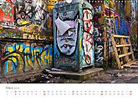 FENSTER, TÜREN UND STRUKTUREN schräge Winkel - dunkle Ecken. (Wandkalender 2019 DIN A3 quer) - Produktdetailbild 3