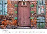 FENSTER, TÜREN UND STRUKTUREN schräge Winkel - dunkle Ecken. (Wandkalender 2019 DIN A3 quer) - Produktdetailbild 10