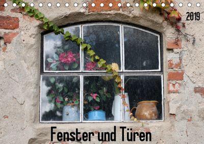 Fenster und Türen (Tischkalender 2019 DIN A5 quer), SchnelleWelten