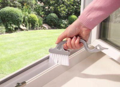 Fensterrahmenbürste