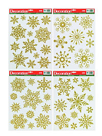 "Fenstersticker ""Sterne"", 47-teilig - Produktdetailbild 1"