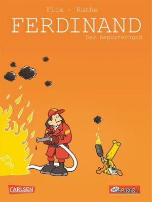 Ferdinand - Der  Reporterhund, Flix, Ralph Ruthe