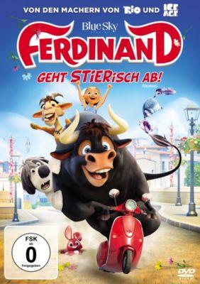 Ferdinand - Geht STIERisch ab!, Munro Leaf