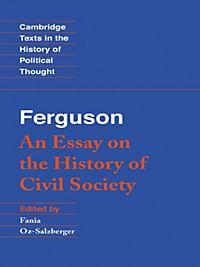 Civil edition eighth essay history society