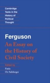 An essay on the history of civil society 8.pdf download