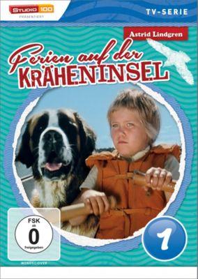 Ferien auf der Kräheninsel - DVD 1, Astrid Lindgren