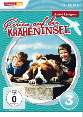 Ferien auf der Kräheninsel - DVD 3, Astrid Lindgren