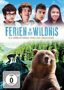 Ferien in der Wildnis, Connor Beardmore, Artine Brown, Emma Lindsay