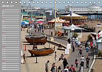 Ferien in Südengland (Tischkalender 2019 DIN A5 quer) - Produktdetailbild 1