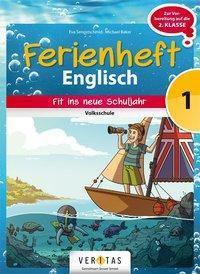 Ferienheft Englisch Volksschule 1. Klasse