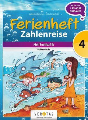 Ferienheft Mathematik 4. Klasse - Zahlenreise