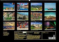Fernweh-Wunschziele, Traumplätze entdecken (Wandkalender 2019 DIN A2 quer) - Produktdetailbild 13