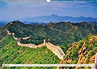 Fernweh-Wunschziele, Traumplätze entdecken (Wandkalender 2019 DIN A3 quer) - Produktdetailbild 3