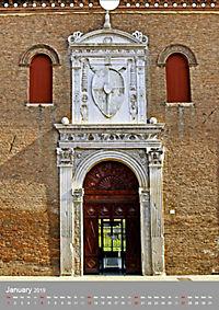 Ferrara The Renaissance City (Wall Calendar 2019 DIN A4 Portrait) - Produktdetailbild 1