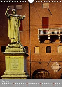 Ferrara The Renaissance City (Wall Calendar 2019 DIN A4 Portrait) - Produktdetailbild 7