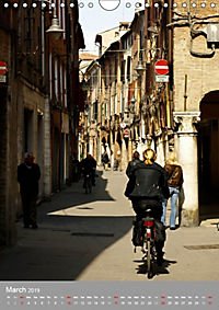 Ferrara The Renaissance City (Wall Calendar 2019 DIN A4 Portrait) - Produktdetailbild 3