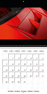 Ferrari F40 LM (Wall Calendar 2019 300 × 300 mm Square) - Produktdetailbild 10