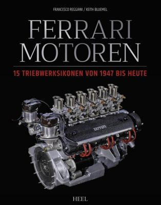 Ferrari Motoren