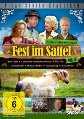 Fest im Sattel - Staffel 3, Fest im Sattel