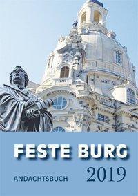Feste-Burg-Kalender 2019, Andachtsbuch
