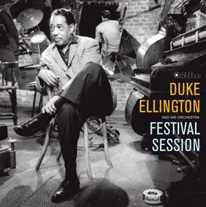 Festival Session (180g Vinyl)-Jean-Pierre Leloir, Duke Ellington