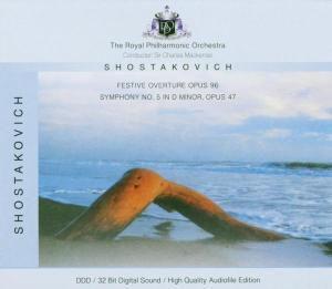 Festive Overture Opus 96, Royal Philharmonic Orchestra
