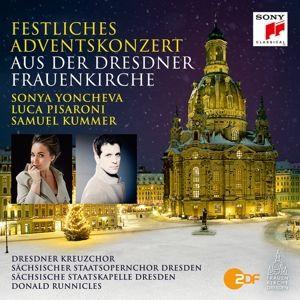 Festl. Adventskonzert 2015 Dresdner Frauenkirche, Various