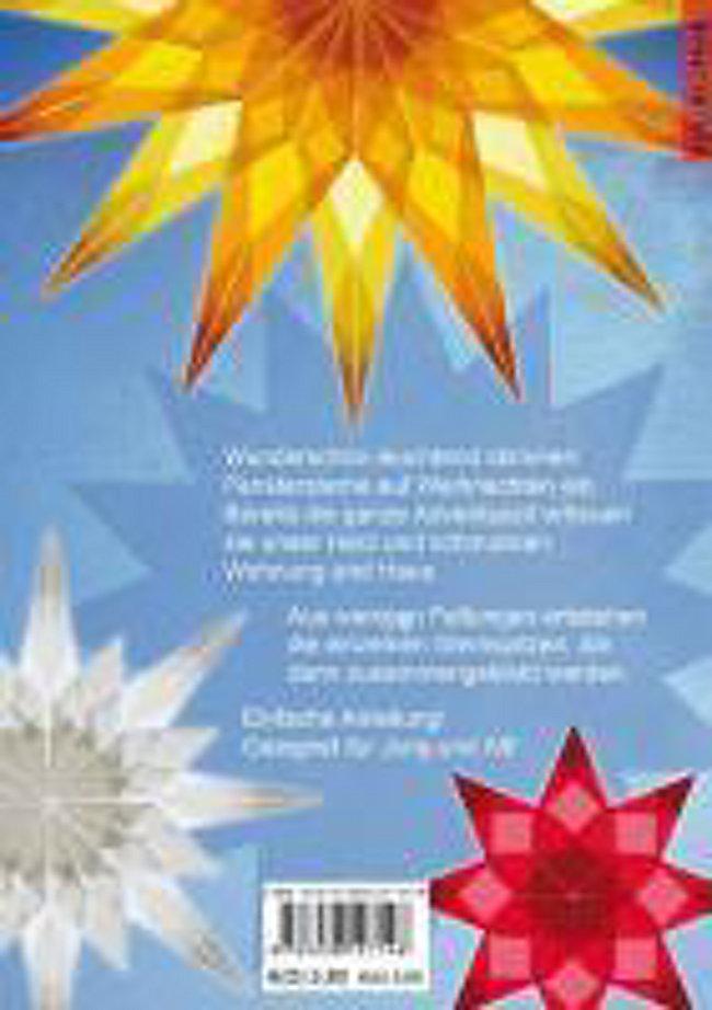 Festliche Fenstersterne Zur Advents Und Weihnachtszeit Buch