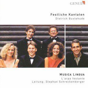 Festlichen Kantaten, Musica Lingua, Schreckenberger