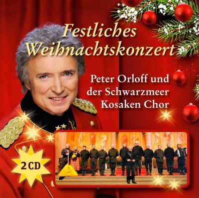 Festliches Weihnachtskonzert, Peter Orloff & Der Schwarzmeer Kosaken-chor
