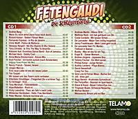 Fetengaudi - Die Schlagerparty (2 CDs) - Produktdetailbild 1
