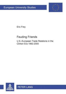 Feuding Friends, Eric Frey