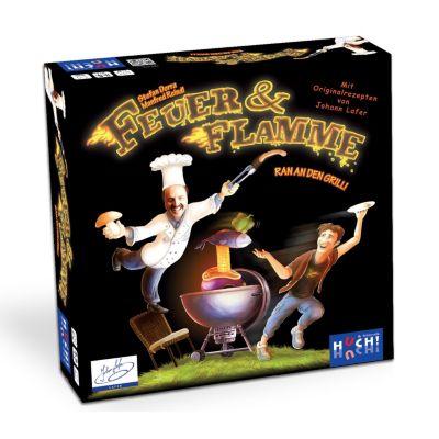 Feuer & Flamme - Ran an den Grill