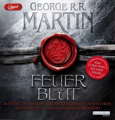 Feuer und Blut - Erstes Buch, 3 MP3-CDs, George R. R. Martin